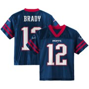 d73fd5968b27e Youth Tom Brady Navy New England Patriots Team Color Jersey