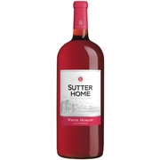 Sutter Home White Merlot, Rose Wine, 1.5 L