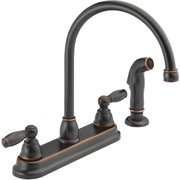 Kitchen Faucets In Oil Rubbed Bronze