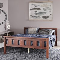 Better Homes & Gardens Kane Full Size Bed, Multiple Finishes