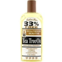 Hollywood Beauty Tea Tree Oil Skin & Scalp Treatment, 8 oz