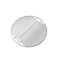 Weber Replacement Cooking Grate for One-Touch Silver, Bar-B-Kettle & Master Touch Charcoal Grill
