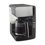 Hamilton Beach Front Fill 12 Cup Coffee Maker with Removable Reservoir | Model# 46203