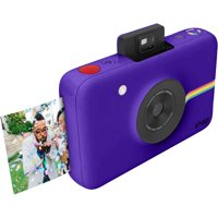 Polaroid Purple Snap Instant Digital Camera with 10 Megapixels