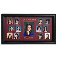 Personalized School Years Photo Frame