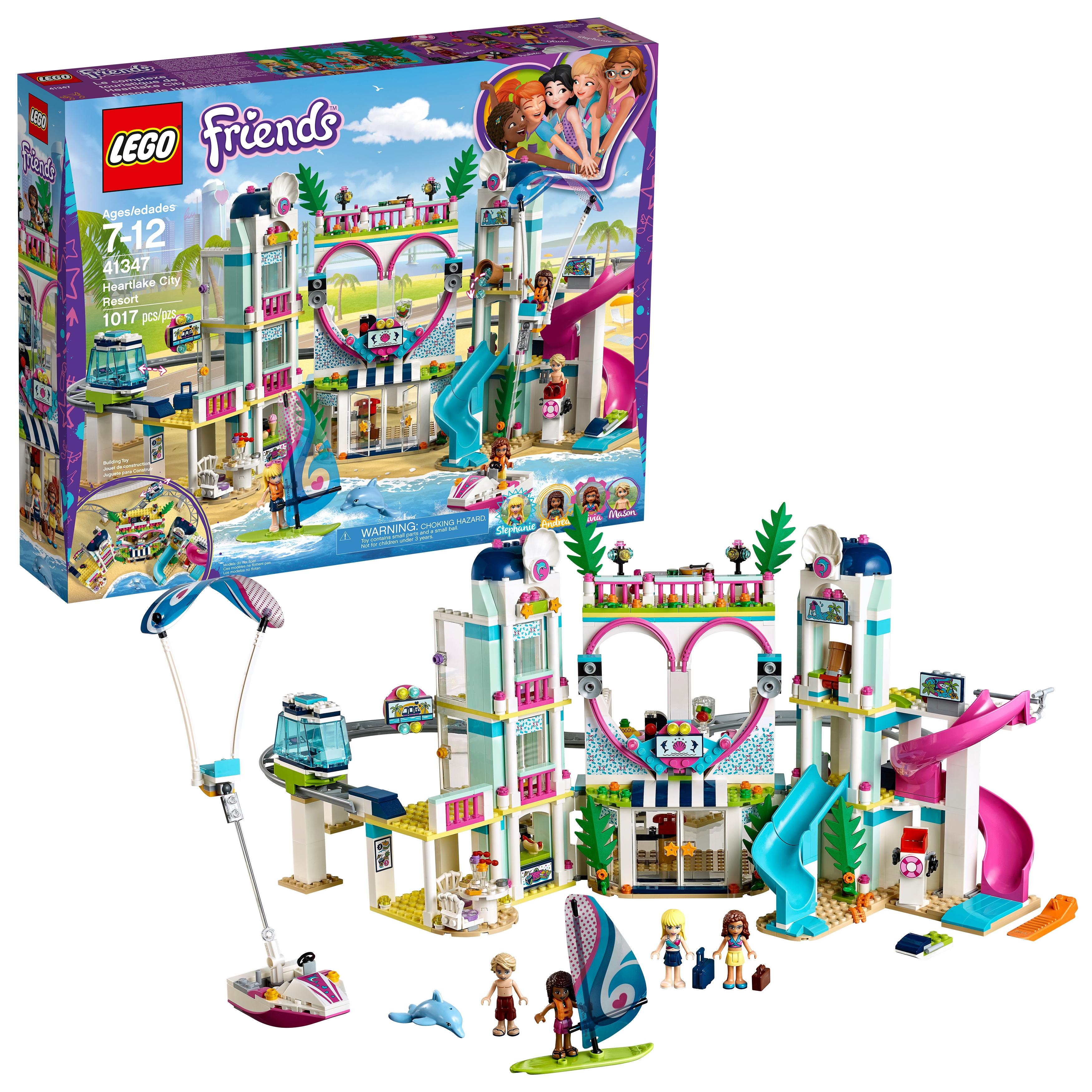 LEGO Friends Heartlake City Resort 41347 - Walmart.com