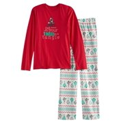 505473376c Toddler   Girls Dont Get Tinsel In A Tangle Pajamas Christmas Holiday Sleep  Set