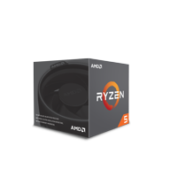 AMD CPU RYZEN 5 2600 WITH WRAITH STEALTH COOLER - YD2600BBAFBOX - Tom Clancy's The Division® 2 Free Game Bundle