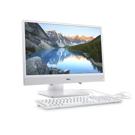 Dell Inspiron 22 3000 Series All-in-One, 21.5-inch FHD (1920 x 1080), Intel Pentium 4415U, 4GB 2400MHz DDR4, 1 TB 5400 RPM HDD, Intel HD Graphics 610, i3277-P460WHT