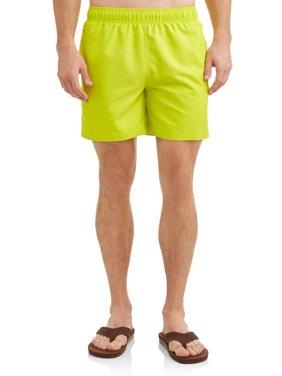 Men's Basic Swim Short , up to size 5XL