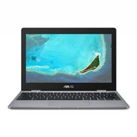 "Asus Chromebook 12 C223NA-DH02-GR 11.6"" LCD Chromebook - Intel Celeron N3350 Dual-core (2 Core) 1.1GHz - 4GB LPDDR4 - 32GB Flash Memory - Chrome OS"