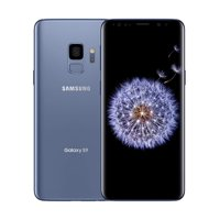 Galaxy S9 Samsung SM-G960U 64GB AT&T GSM Unlocked Smartphone - Coral Blue