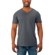 3f7fb62e8874a Mens' Soft Short Sleeve Lightweight V Neck T Shirt, ...