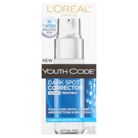 L'Oreal Paris Youth Code Serum Corrector Daily Treatment, 1.0 FL