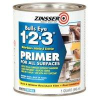 Zinsser Bulls Eye 1-2-3 Primer Quart