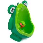3bc512b22f147 Potty Training Baby Toddler Urinal with Aiming Target – Free-Standing and  Wall-