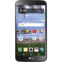 Straight Talk LG Stylo 3 16GB Prepaid Smartphone, Black