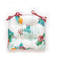 The Pioneer Woman Country Garden Reversible Chair Pad