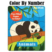 Color By Number Books For Adults