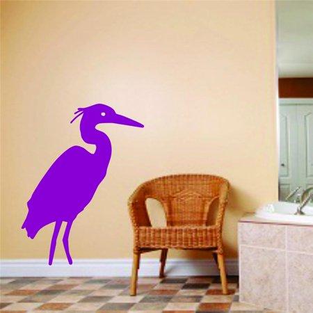 Custom Wall Decal Duck Animal Home Decor Sticker Vinyl Wall 10 X 20