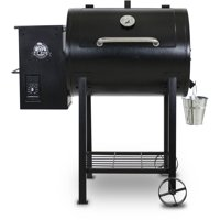 Pit Boss 700FB Wood Fired Pellet Grill w/ Flame Broiler