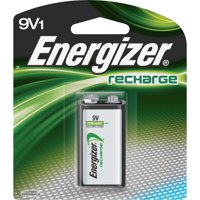 Energizer Rechargeable 9V Battery