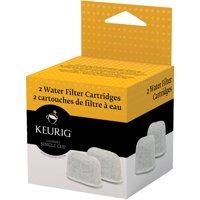 Keurig Water Filter Refill Cartridges, 2 ct
