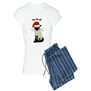 CafePress - Siamese Santa Claws - Women's Light Pajamas