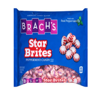 Brach's, Star Brite Mints Peppermint Bulk Candy, 50 Oz