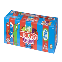 Otter Pops Giant Freezer Bars, 5.5 Oz., 27 Count