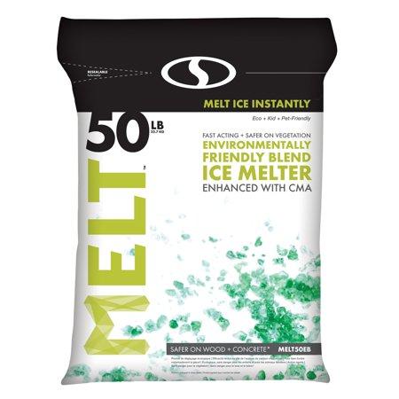 Snow Joe Melt Premium Environmentally Friendly Blend Ice Melter W
