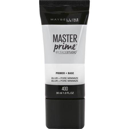 - Maybelline Facestudio Master Prime Primer, Blur + Pore Minimize