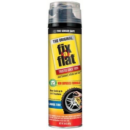 Fix A Flat Tire Sealant 20oz S60430 Walmart Com