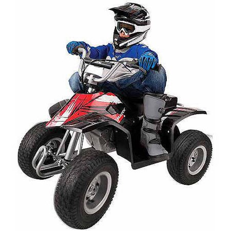 Razor 24-Volt Electric Dirt Quad Ride On - For Ages 8 and
