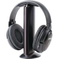 Pyle Pro PHPW5 Professional 5-in-1 Wireless Headphone System with Microphone