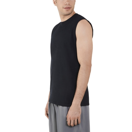 db3b6dd8 Men's Dual Defense UPF Muscle Shirt, Available up to sizes 4X - Best ...