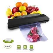 Best Vacuum Sealers - Vacuum Sealer Machine,Vacume Sealer for Food with 10 Review