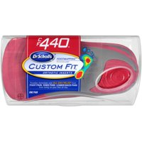 Dr. Scholl's® Custom Fit® Orthotic Inserts CF440, 1 Pair