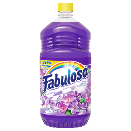 Fabuloso All Purpose Cleaner, Lavender - 56 fl oz