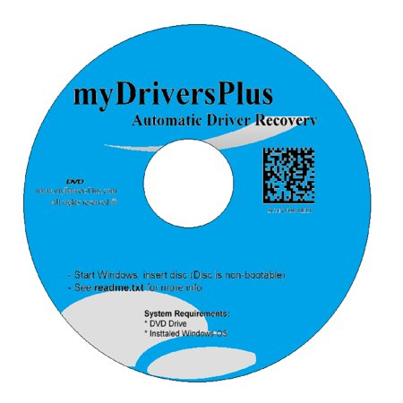 Gateway M-6821B Drivers Recovery Restore Resource Utilities Software with Automatic One-Click Installer Unattended for Internet, Wi-Fi, Ethernet, Video, Sound, Audio, USB, Devices, Chipset ...(DVD
