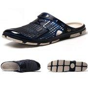 Men's Summer Garden Clog Walking Shoes Beach Sandals