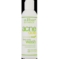 Alba Botanica Acnedote, Deep Pore Wash, 6 Ounce []