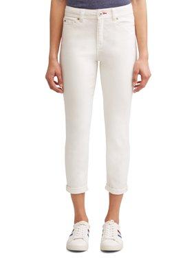 Preston High Rise Skinny Ankle Jean Women's (Marshmallow)