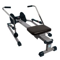 Sunny Health & Fitness SF-RW5619 12 Level Resistance Rowing Machine Rower w/ Independent Arms