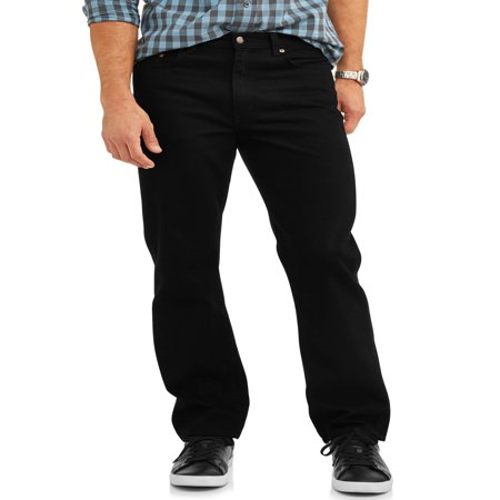 Nylon Relaxed Fit Jeans (Men's Relaxed Fit Jean)