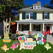 5th Birthday Yard Decoration