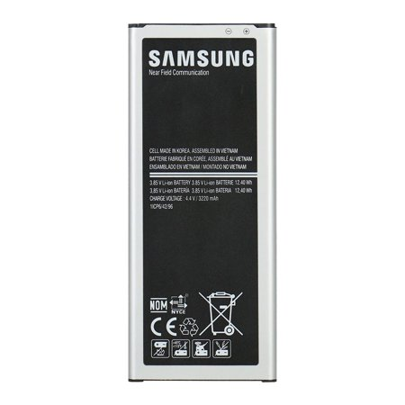 Original Battery For Samsung Galaxy Note 4 Duos Mobile Phones - EBBN910BBK (3200mAh, 3.85V, Li-Ion)