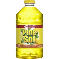 Pine-Sol Multi-Surface Cleaner, Lemon Fresh, 100 oz Bottle