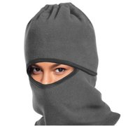 Unisex Winter Windproof Fleece Full Face Ski Balaclava Mask