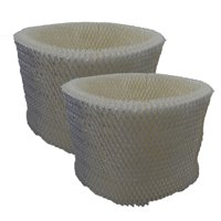 2 PACK Honeywell HCM6009 Humidifier Filter Replacement by Air Filter Factory